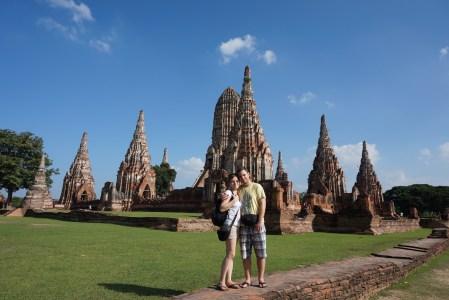 Ayutthaya – narodowy skarb Tajlandii