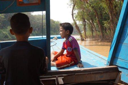 Pływające życie Kampong Phluk
