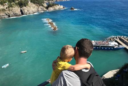 Cinque Terre – spokojna Corniglia i morskie Monterosso
