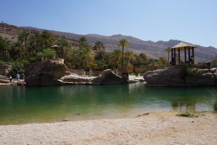 Wadi Bani Khalid – pustynna oaza