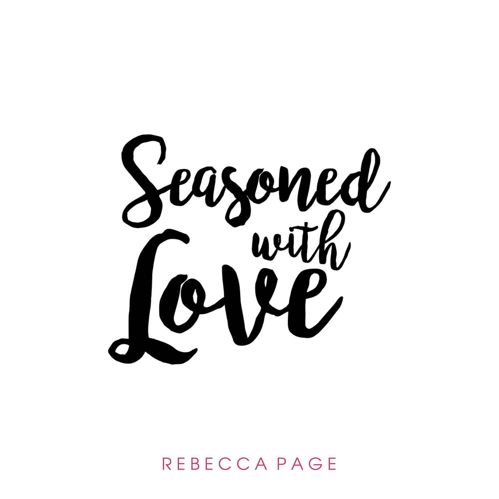Download Seasoned with Love - Rebecca Page
