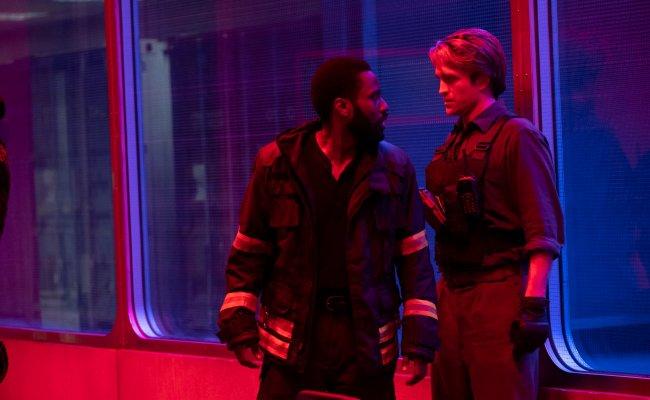 Christopher Nolan S Tenet Gets A Flashy Plane Crashy
