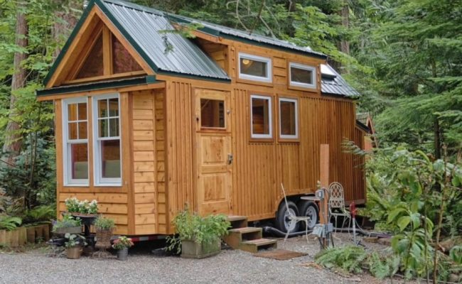 Could You Live In A Tiny Home Rvshare