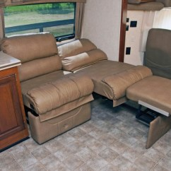 Recliner Chairs Cheap Herman Miller Chair Costco Rv Furniture For Sale -­ Used At A Discount - Rvshare.com