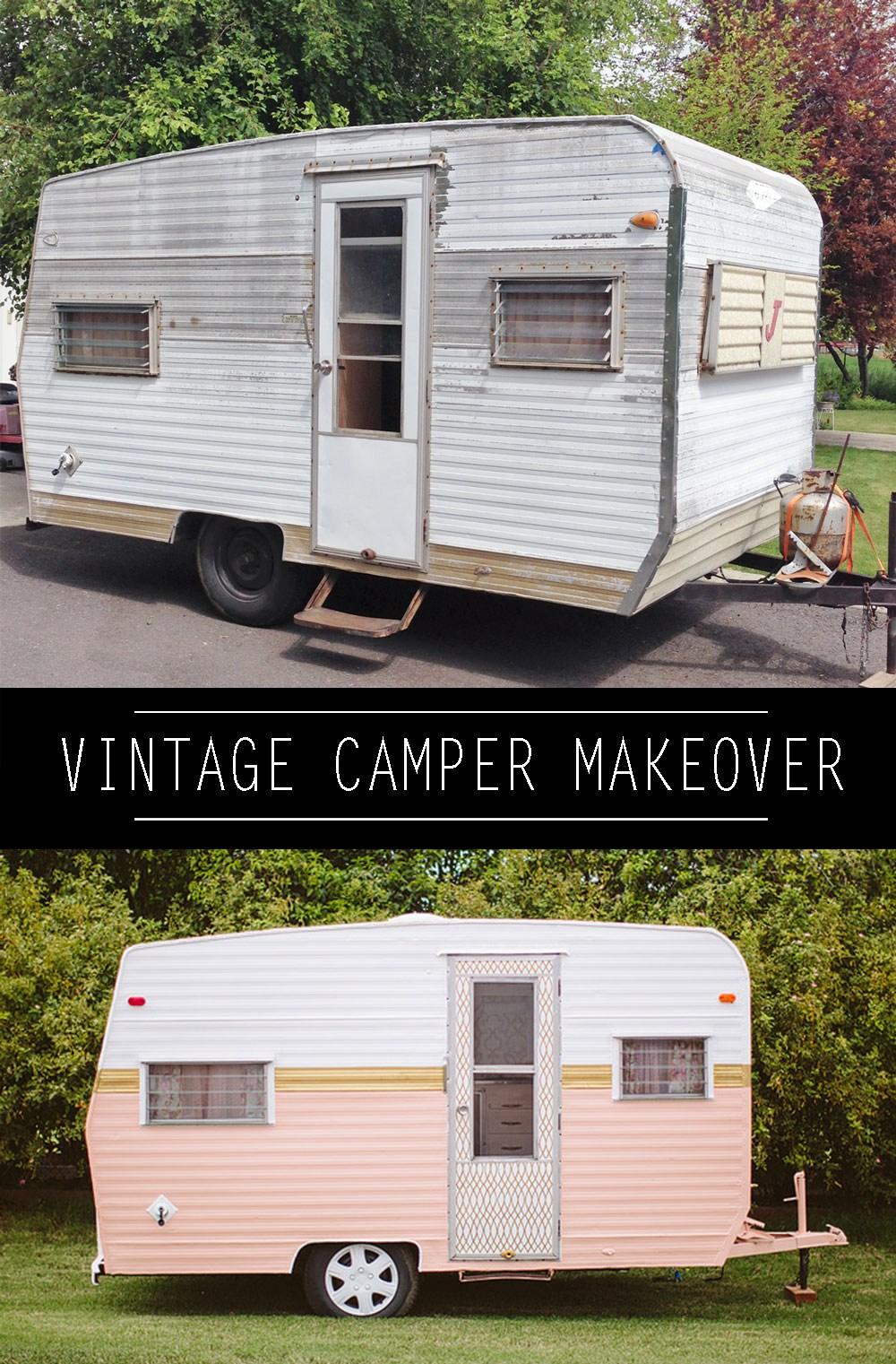 10 Amazing Camper Remodels Rvshare Com