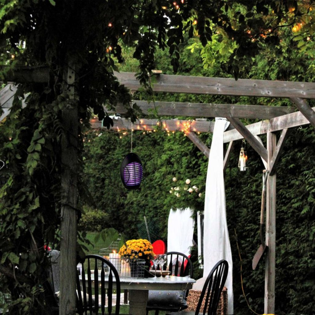 outdoor entertaining in your rv