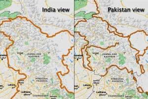Google Maps में कश्मीर को भारत के बाहर विवादित क्षेत्र के तौर पर दिखाना अक्षम्य भूल