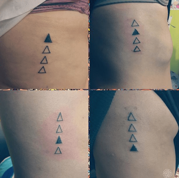 clever tattoo ideas siblings