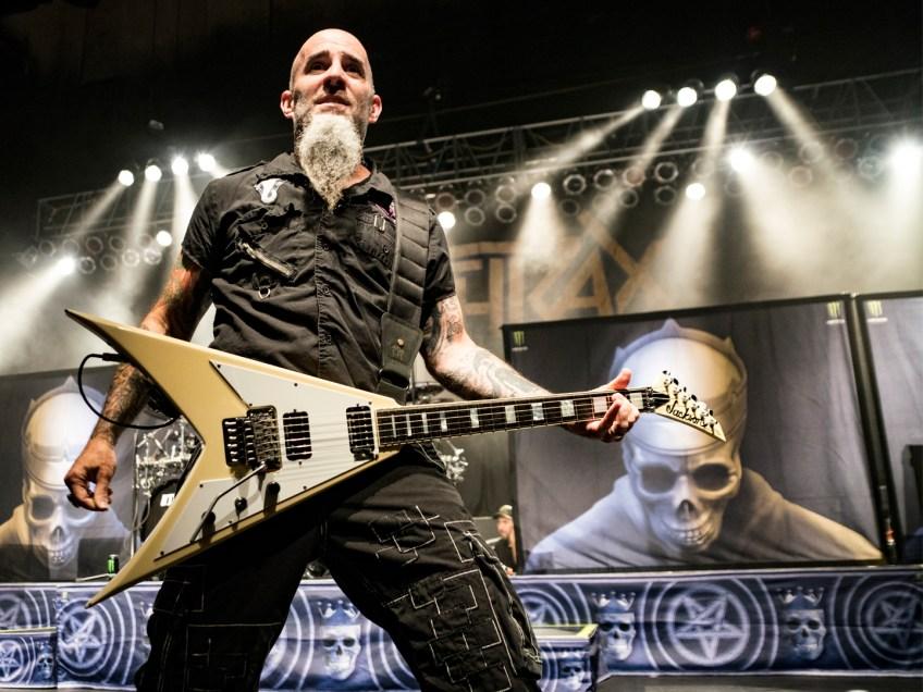 Scott Ian of Anthrax