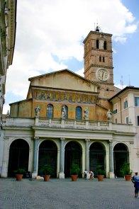 Santa Maria Trastevere.