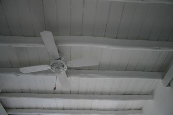 Posada del Faro ceiling fan