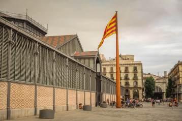 El Born Barcelona roman ruins