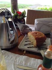 Pousada Maravilha breakfast
