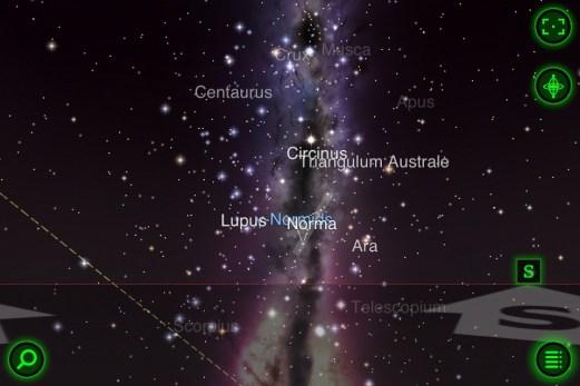 Pousada Maravilha star constellations
