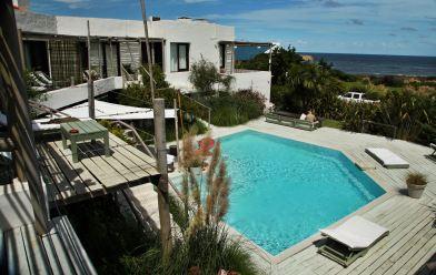Posada del Faro pool