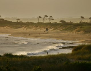 Playa Mansa Jose Ignacio sunset