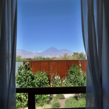 Tierra Atacama room view