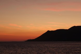 Korčula sunset