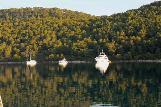 Mljet neighbors