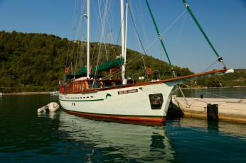 Queen of the Adriatic in Sipan