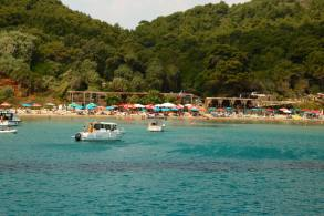 Croatia beach fun