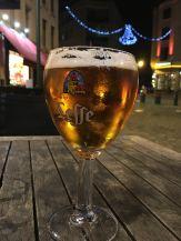 Brussels Leffe Cafe beer