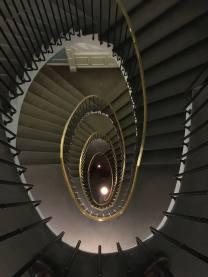 Brussels Hotel Amigo stairs