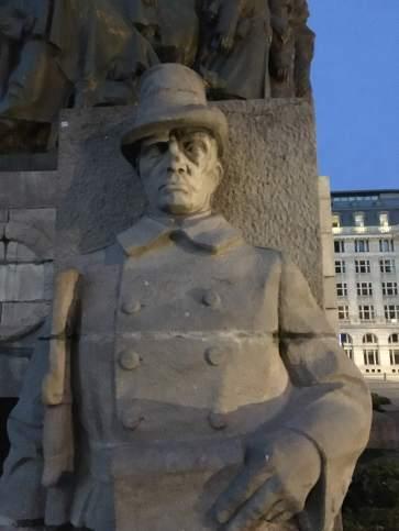 Monument A la Gloire de l'Infanterie Belge