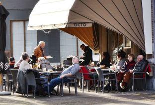 Antwerp Kloosterstraat cafe