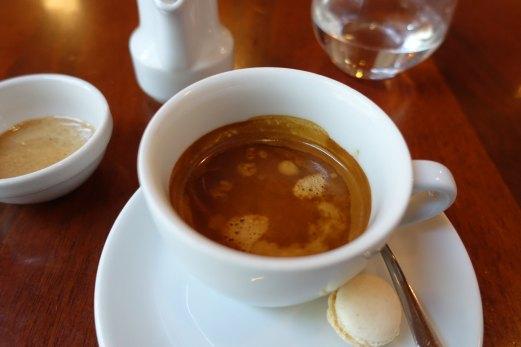 La Finestre coffee