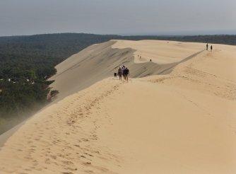 Dune du Pilat ridge