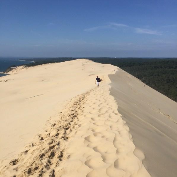 Dune du Pilat trekker