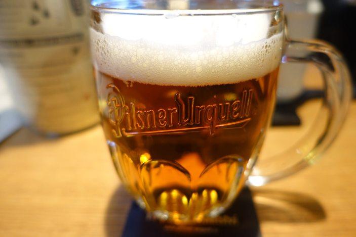 Pilsner Urquell draft