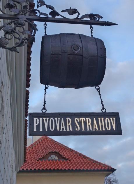 pivovar Strahov brewery