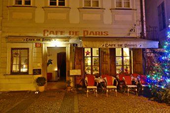 Prague Cafe de Paris