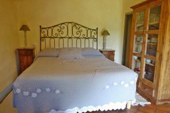 Domaine de Murtoli A Tiria bedroom