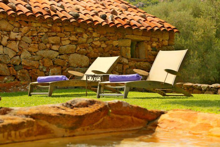 Domaine de Murtoli A Tiria loungers