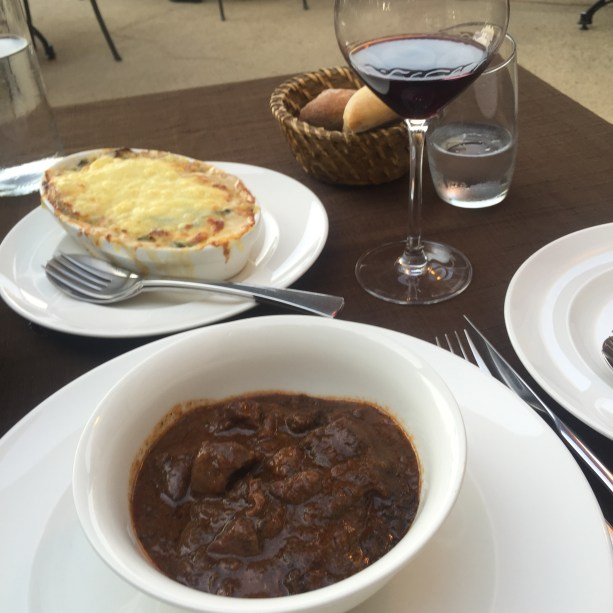Mandria di Pigna lamb stew