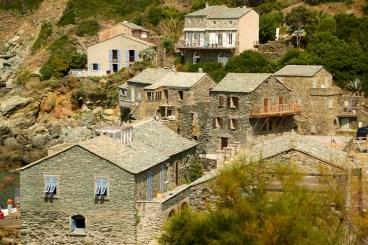Marine de Scalo houses