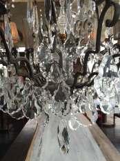 Areias do Seixo chandelier detail