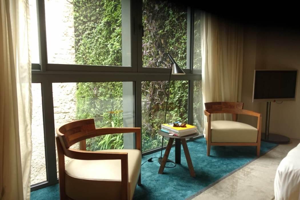 The Mercer Barcelona room view