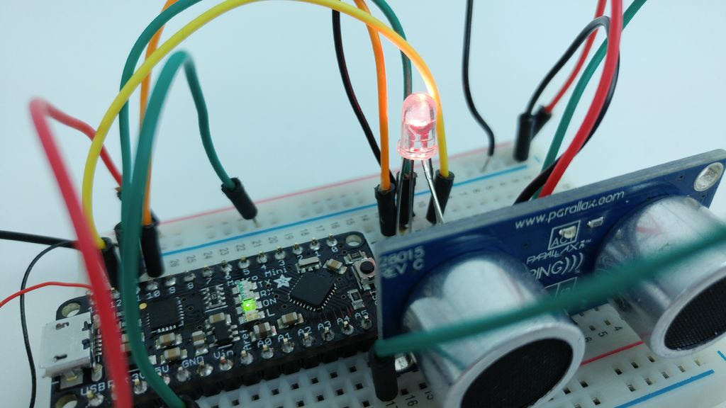 Electronics Is Fun Simple Lightdriven Led Circuit