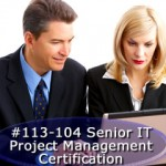 Senior IT Project Manager Certification