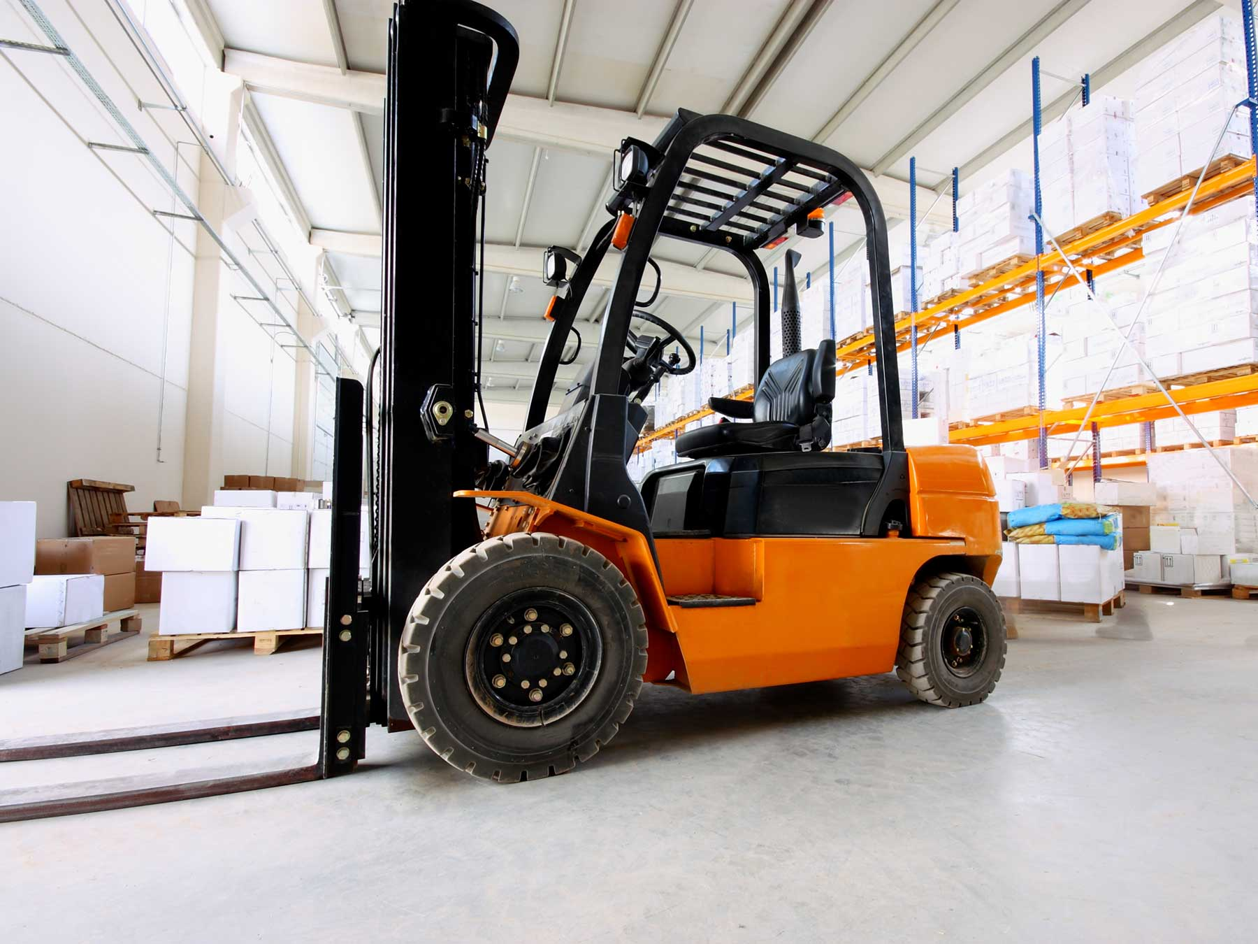 10 Different Forklift Types And Their Uses