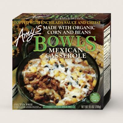 Amys Kitchen  Amys Mexican Casserole Bowl