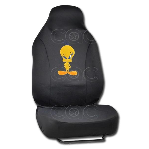 Tweety Bird Car Seat Covers