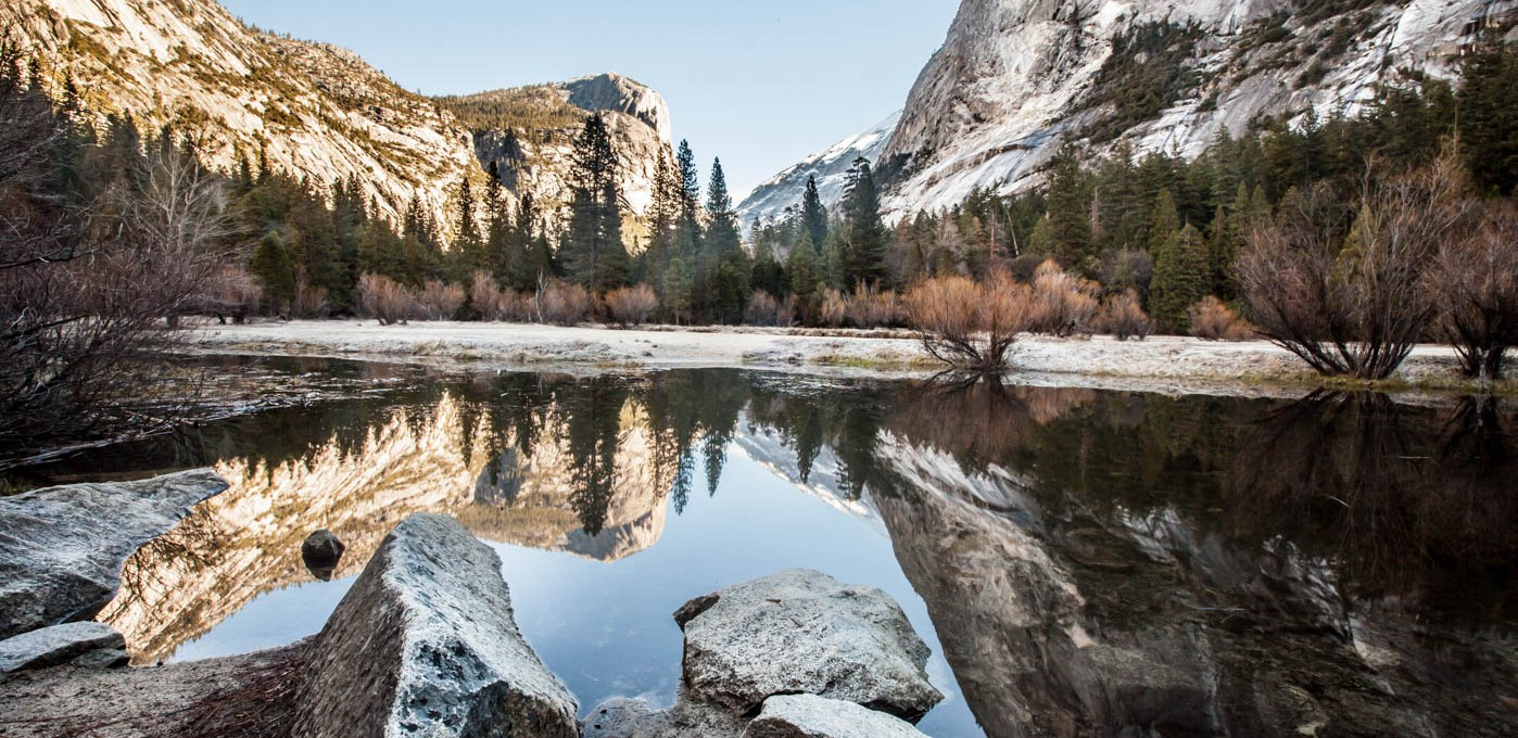 Discover the Beauty of Mirror Lake at Yosemite National Park