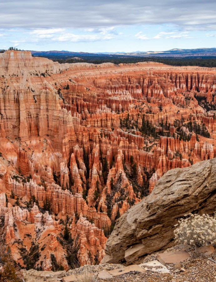 See Bryce Point at Bryce Canyon National Park