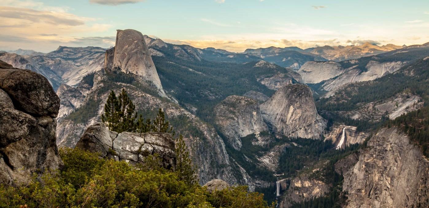 Best Photo Spots:  Yosemite National Park