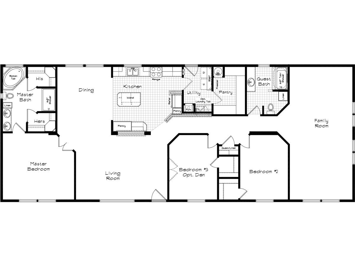 Rocky Mountain Homes Inc In Vernal Ut
